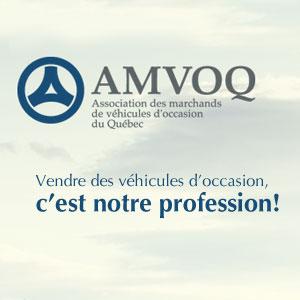 Site principal - AMVOQ - Page Contact à droite